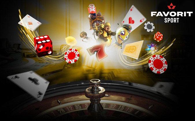 онлайн казино Favorit